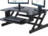 Rocelco ADR Height Adjustable Sit/Stand Desk Computer Riser Review