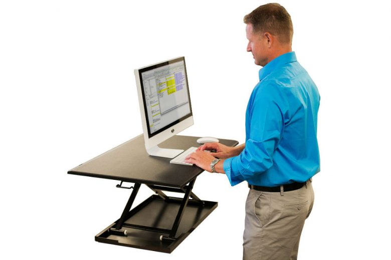 Stand Up Desk Store Air Rise Standing Desk Review