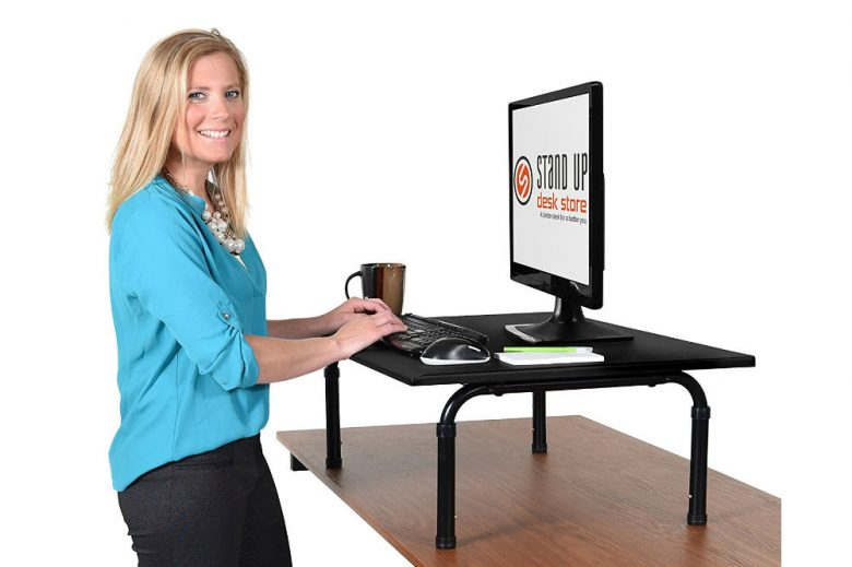 Stand Up Desk Store Standing Desktop Desk, 32-Inch Review