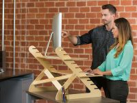 The Best Alternatives to Expensive Standing Desks