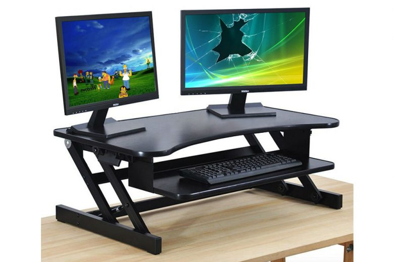 The House of Trade DeskRiser Standing Desk Review