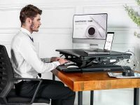 Average Standing Desk Height: Learning How to Adjust to Your Standing Desk